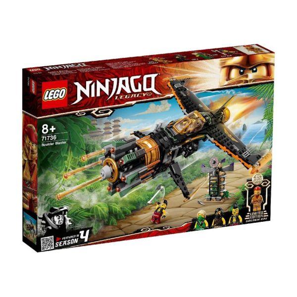 LEGO 71736 - Ninjago® - Coles Felsenbrecher