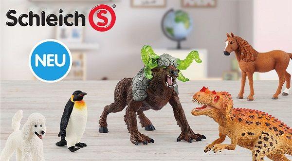 Schleich Neuheiten 2021 bei Spielzeugwelten.de entdecken