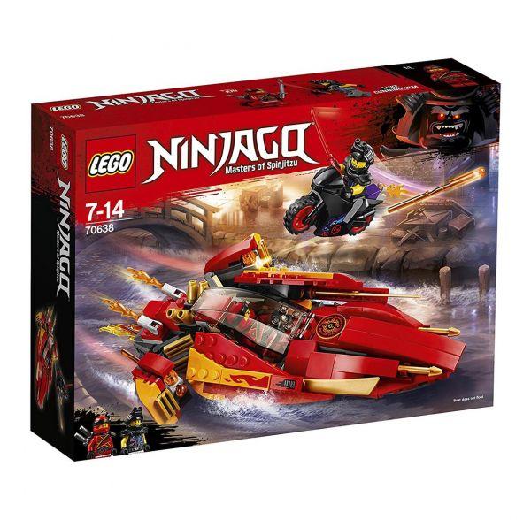 LEGO 70638 - Ninjago - Katana V11