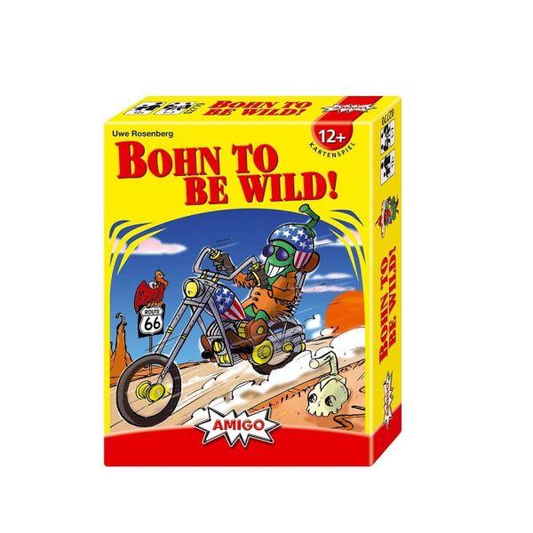 AMIGO 02770 - Kartenspiele - Bohn to be wild!