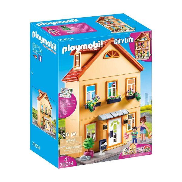 PLAYMOBIL 70014 - City Life Meine kleine Stadt - Mein Stadthaus
