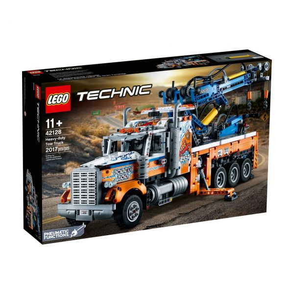 LEGO 42128 - Technic - Schwerlast-Abschleppwagen