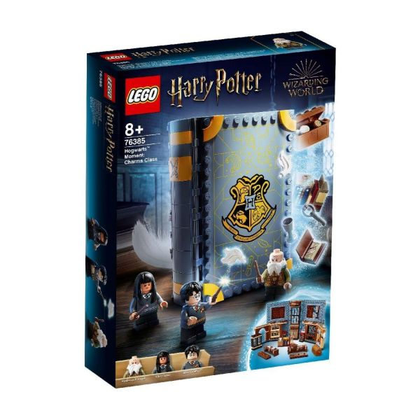 LEGO 76385 - Harry Potter™ - Hogwarts Moment - Zauberkunstunterricht