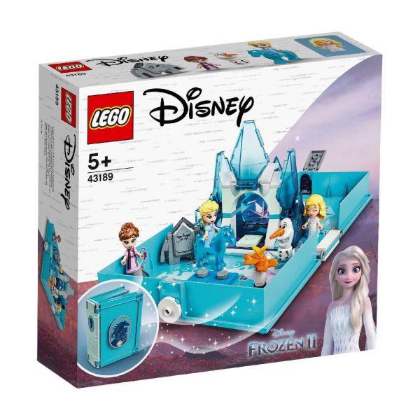 LEGO 43189 - Disney Frozen 2 - Elsas Märchenbuch