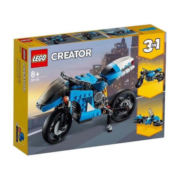 LEGO 31114 - Creator - Geländemotorrad