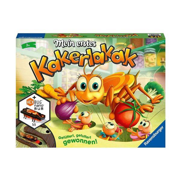 RAVENSBURGER 20548 - Kinderspiel - Mein erstes Kakerlakak, Junior