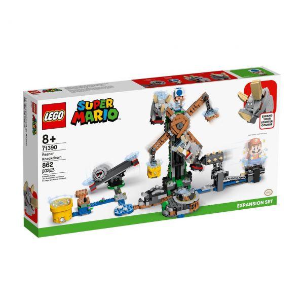 LEGO 71390 - Super Mario - Reznors Absturz, Erweiterungsset