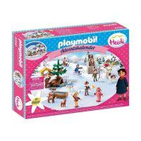 PLAYMOBIL 70260 - Adventskalender -  Heidis Winterwelt 2020