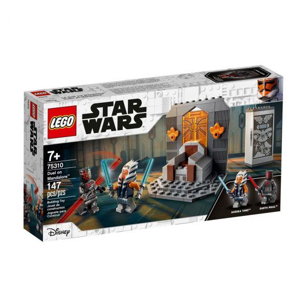 LEGO 75310 - Star Wars™ - Duell auf Mandalore™