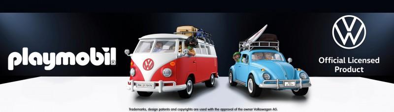 Playmobil Volkswagen VW - Spielzeugwelten.de