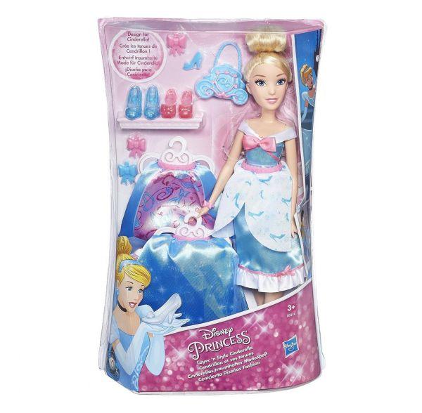 HASBRO B5312 - Disney Prinzessin - Traumhafter Modespaß