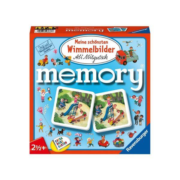 RAVENSBURGER 81297 - memory® - Meine schönsten Wimmelbilder