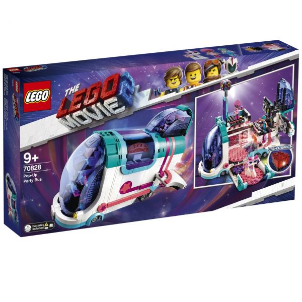 LEGO 70828 - The Lego Movie 2 - Pop-Up-Party-Bus
