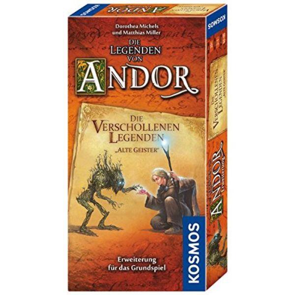 KOSMOS 690908 - Legenden von Andor - Verschollene Legenden, Alte Geister