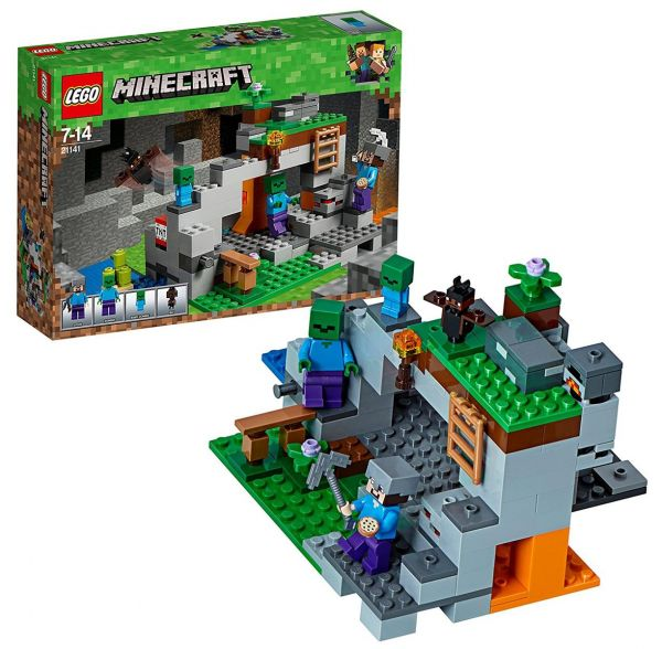 LEGO 21141 - Minecraft - Zombiehöhle