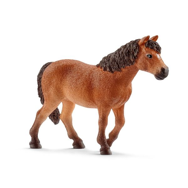 SCHLEICH 13873 - Farm World - Dartmoor-Pony Stute