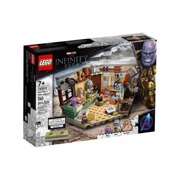 LEGO 76200 - Marvel Super Heroes™ - Bro Thors neues Asgard