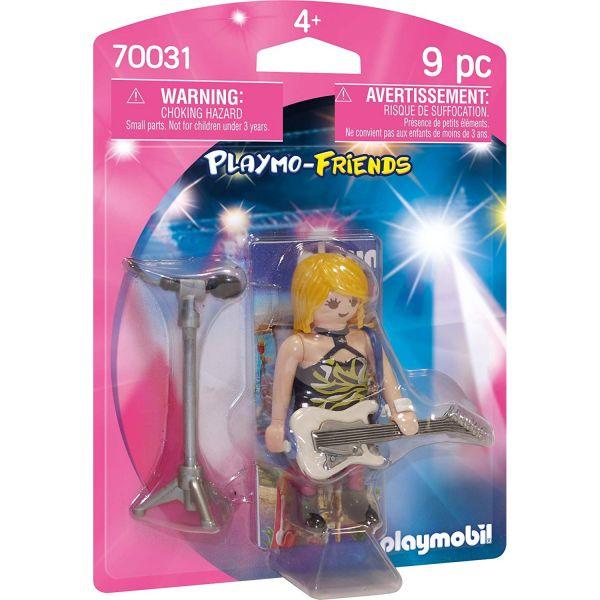 PLAYMOBIL 70031 - Playmo Friends - Rockstar