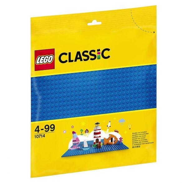 LEGO 10714 - Classic - Blaue Bauplatte