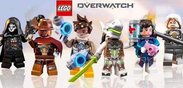LEGO Overwatch - Spielzeugwelten.de