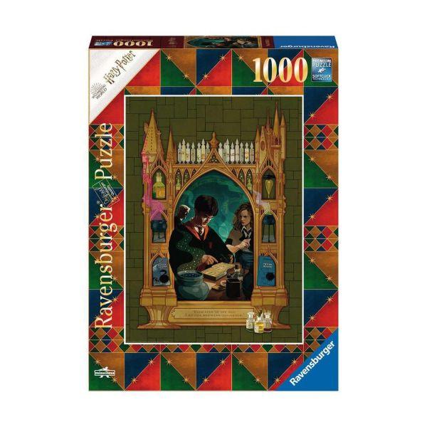 RAVENSBURGER 16747 - Puzzle - Harry Potter - Halbblutprinz, 1000 Teile