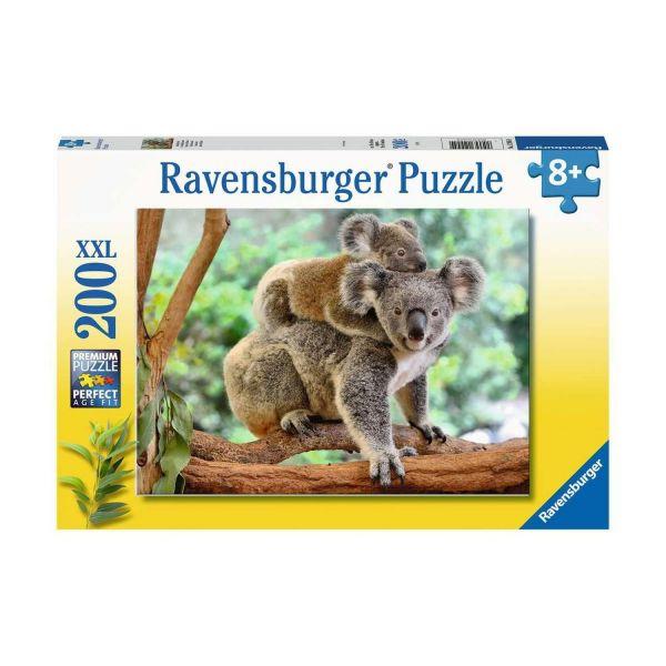 RAVENSBURGER 12945 - Puzzle - Koalafamilie, 200 Teile