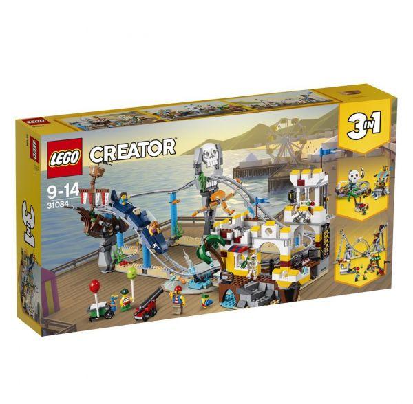 LEGO 31084 - Creator - Piraten-Achterbahn
