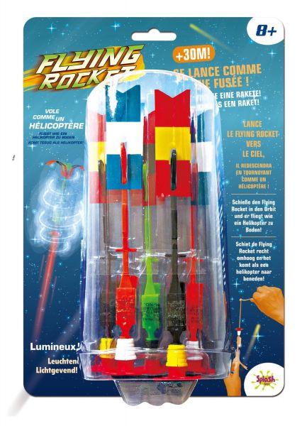 Splash Toys 31150 - Gartenspielzeug - Raketenschleuder mit Lichteffekten