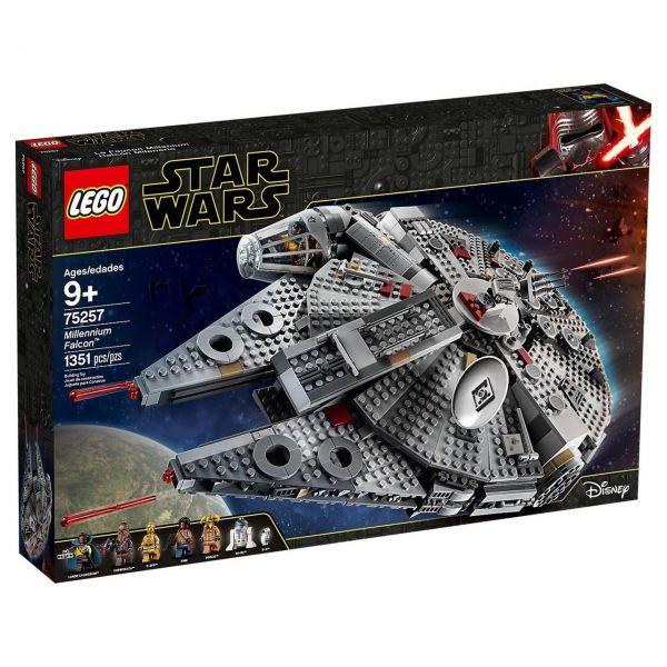 LEGO 75257 - Star Wars™ - Millennium Falcon™