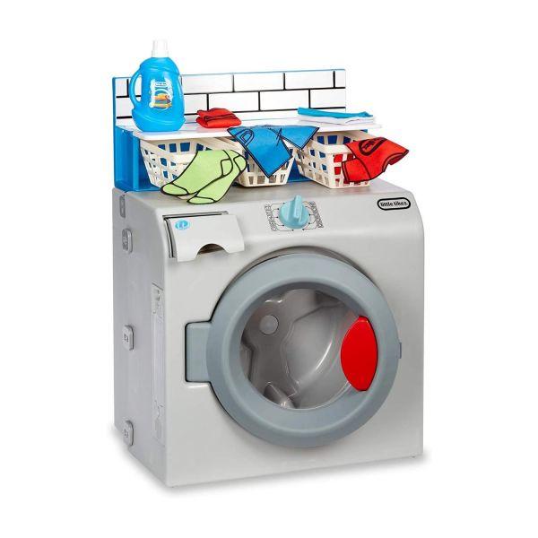 Little Tikes 654497E7C - Kinderküche - Erster Wasch-Trockner