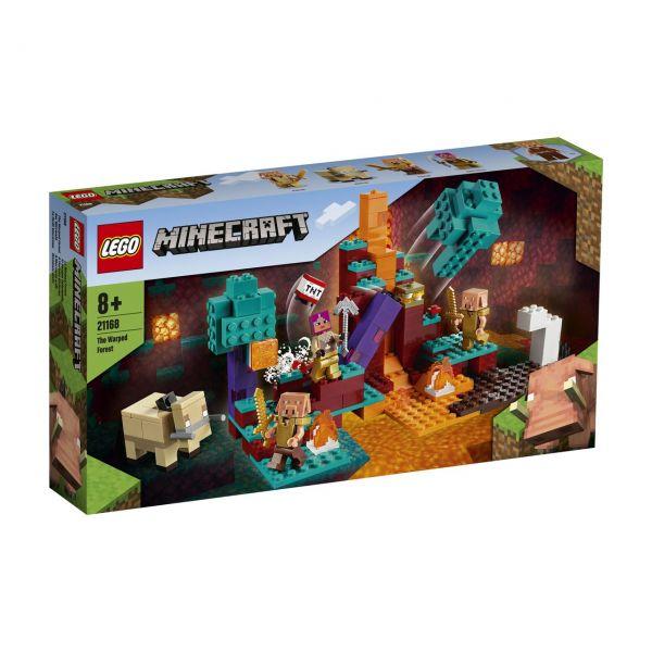 LEGO 21168 - Minecraft™ - Der Wirrwald