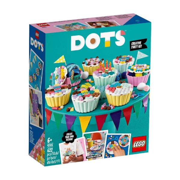 LEGO 41926 - Dots - Cupcake Partyset