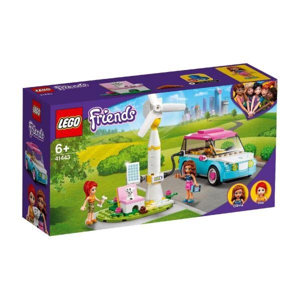LEGO 41443 - Friends - Olivias Elektroauto