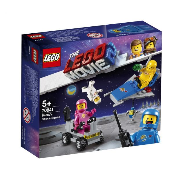 LEGO 70841 - The Lego Movie 2 - Bennys Weltraum-Team