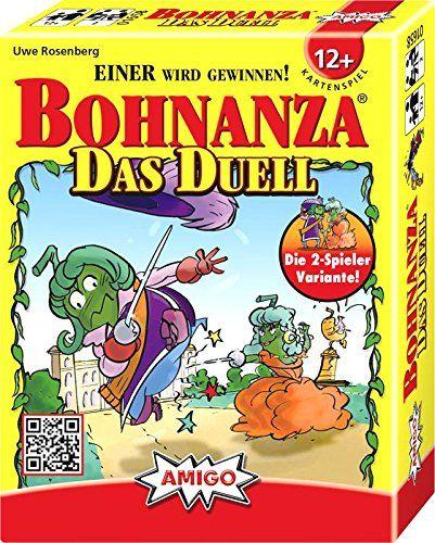 AMIGO 01658 - Kartenspiele - Bohnanza - Das Duell