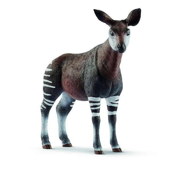 SCHLEICH 14830 - Wild Life - Okapi