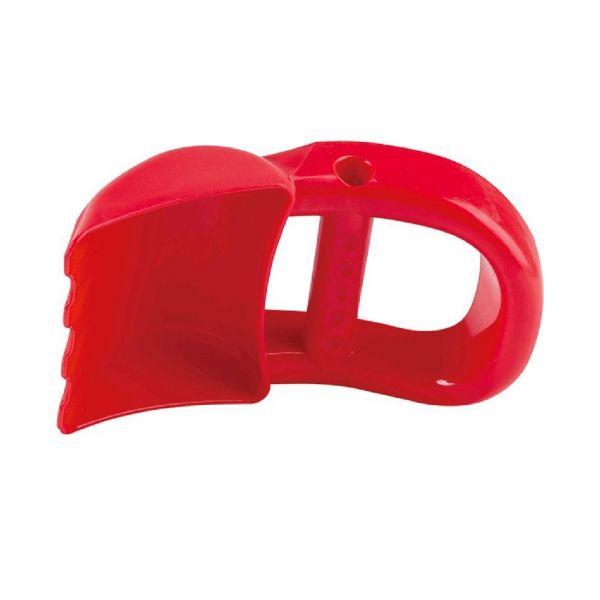 HAPE E4072 - Sandspielzeug - Handbagger, rot