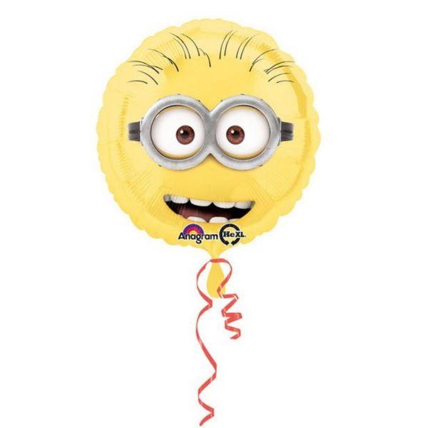 AMSCAN 29952 - Folienballon - Despicable Me, Minions, 43cm