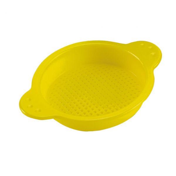 HAPE E8198 - Sandspielzeug - Kleines Sieb, gelb