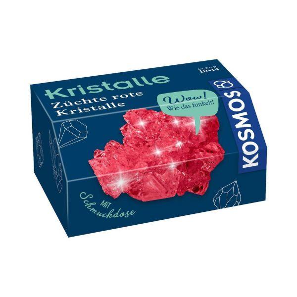 KOSMOS 657932 - Mitbringexperiment - Rote Kristalle selbst züchten