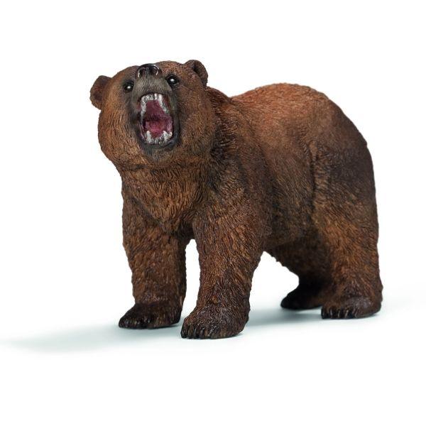 SCHLEICH 14685 - Wild Life - Grizzlybär