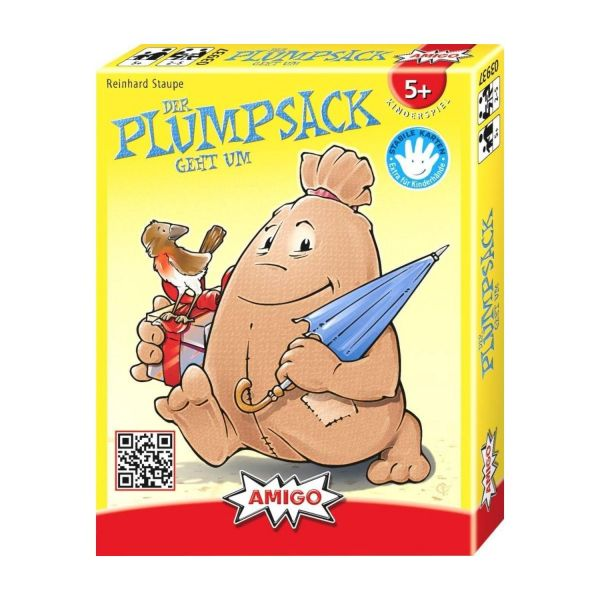 AMIGO 03937 - Kinderspiele - Der Plumpsack geht um