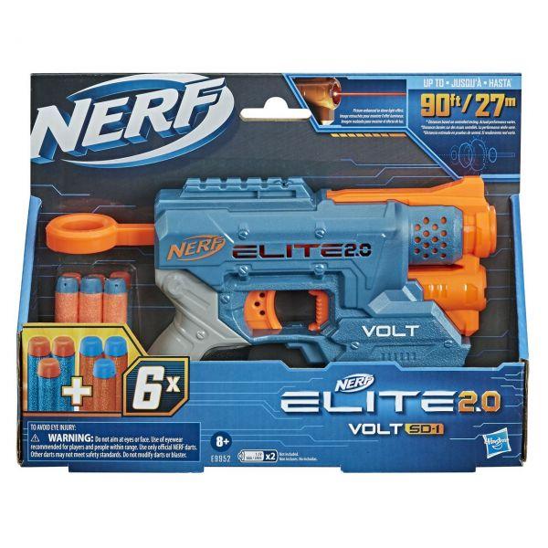 HASBRO E9952 - Nerf Elite 2.0 - Volt SD-1