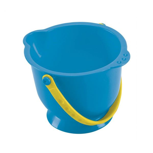 HAPE E8191 - Sandspielzeug - Kleiner Eimer, blau