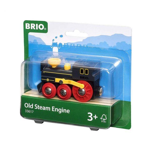 BRIO 33617 - Bahn - Westernlok