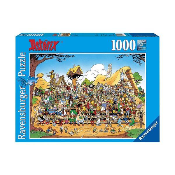 RAVENSBURGER 15434 - Puzzle - Familienfoto Asterix, 1000 Teile