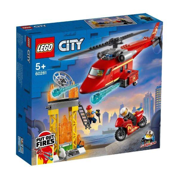 LEGO 60281 - City - Feuerwehrhubschrauber