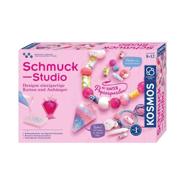 KOSMOS 671501 - Experimentierkasten - Schmuck-Studio
