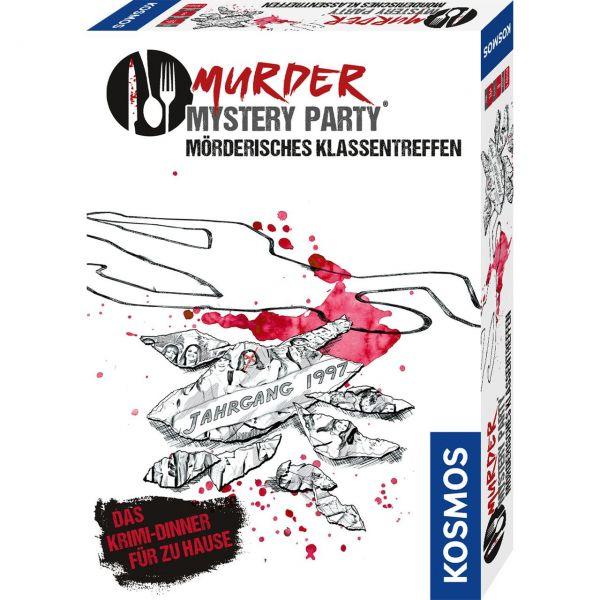 KOSMOS 695170 - Gesellschaftsspiel - Murder Mystery, Mörderisches Klassentreffen
