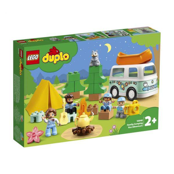 LEGO 10946 - DUPLO® - Familienabenteuer mit Campingbus